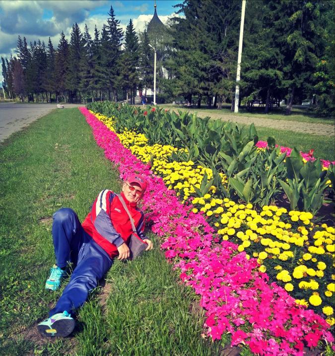 Отдыхать хорошо!!! Вело прогулка.